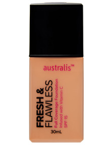 Australis Fresh & Flawless Foundation 30ml product photo