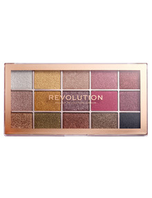 Makeup Revolution Foil Frenzy Fusion Eyeshadow Palette product photo