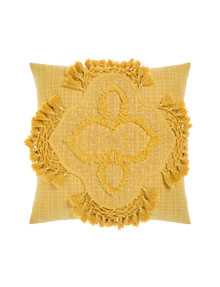 Linen House Alli Cushion, Chai product photo