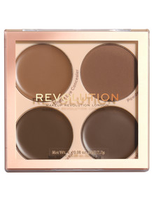 Makeup Revolution Matte Base Concealer Kit C13-C16 product photo