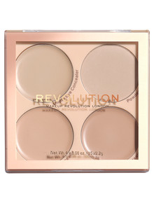 Makeup Revolution Matte Base Concealer Kit C1-C4 product photo