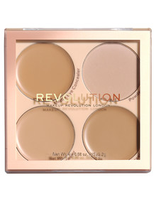 Makeup Revolution Matte Base Concealer Kit C5-C8 product photo