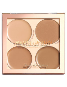 Makeup Revolution Matte Base Concealer Kit C9-12 product photo