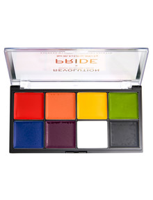 Makeup Revolution X Pride Express Myself Face Paint Palette product photo