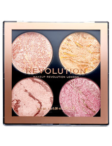 Makeup Revolution Cheek Kit Fresh Perspective product photo