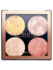 Makeup Revolution Cheek Kit Make It Count product photo
