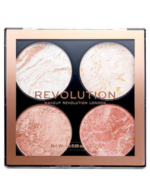 Makeup Revolution Cheek Kit Take A Breather product photo