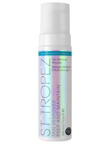 St Tropez Tan Remover Mousse 200ml product photo