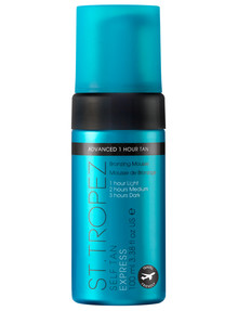 St Tropez Self Tan Express Bronzing Mousse 100ml product photo