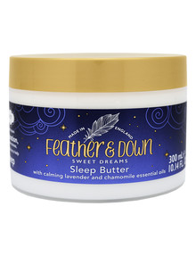 Feather & Down Sweet Dreams Sleep Body Butter, 300ml product photo