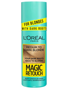L'Oreal Paris Magic Retouch Blondes with Dark Roots, 7.3 Medium Blonde product photo