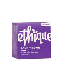 Ethique Tone It Down, Purple Solid Shampoo product photo