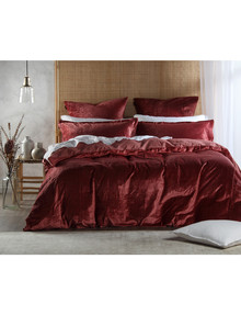Domani Venetia Duvet Cover Set, Dried Rose product photo