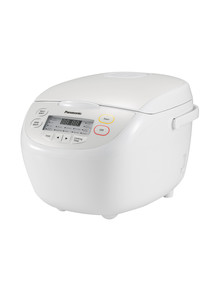 Panasonic Multi Rice Cooker, White, SR-CN188WST product photo