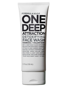 Formula 10.0.6 One Deep Attraction Detoxifying Face Wash, 150ml product photo