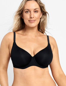 Jockey Woman Parisienne Classic Contour Bra Black product photo