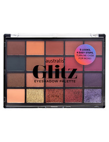 Australis Glitz Eyeshadow Palette product photo