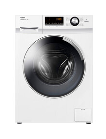 Haier 9kg Front Load Washer, HWF90BW1 product photo