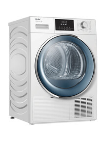 Haier 8KG Heat Pump Dryer, White, HDHP80E1 product photo