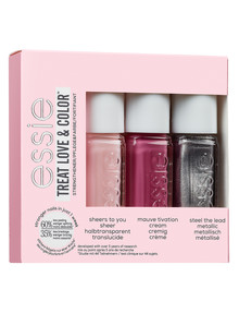 essie Treat Love & Colour, Mini Nail Polish Kit product photo