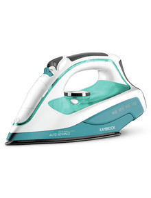 Kambrook Advance Steam Iron, Teal, KI785 product photo