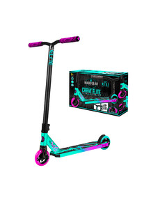MADD Carve Elite Scooter Pink/Teal product photo