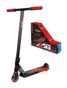 MADD Carve Pro-X Scooter, Black & Red product photo