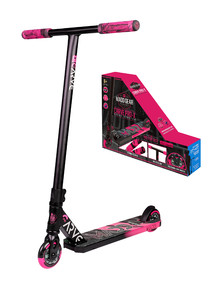 MADD Carve Pro-X Scooter, Black & Pink product photo