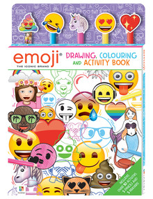 5-Pencil Activity Book, Assorted product photo