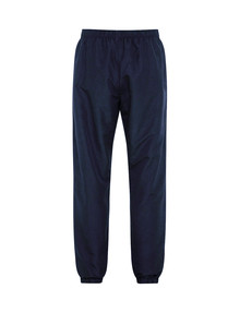Canterbury Taper Leg Stripe Cuffed Trackpant, Navy product photo
