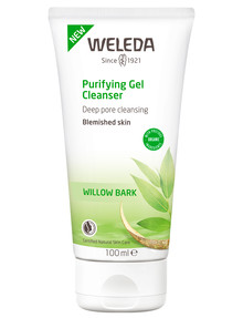 Weleda Blemished Skin Purifying Gel Cleanser, 100ml product photo