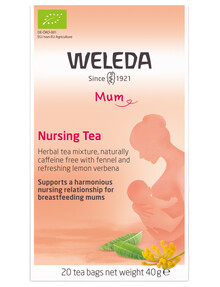 Weleda Nursing Tea, 20 Teabags, 40g product photo