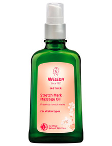 Weleda Stretch Mark Massage Oil, 100ml product photo