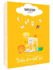 Weleda Calendula Baby Care Gift Pack product photo