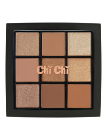Chi Chi 9 Shade Palette, Nudes product photo