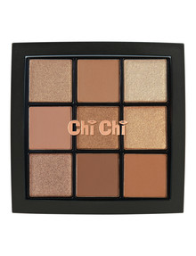 Chi Chi 9 Shade Palette, Warm Neutrals product photo