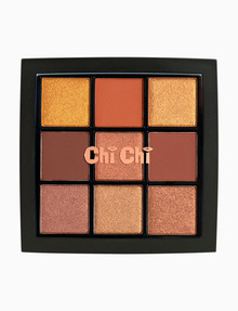 Chi Chi 9 Shade Palette, Bronzes product photo