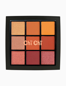 Chi Chi 9 Shade Palette, Ambers product photo