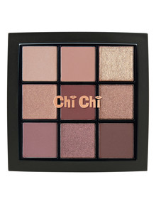 Chi Chi 9 Shade Palette, Spiced Mauves product photo