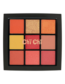 Chi Chi 9 Shade Palette, Sunrise product photo