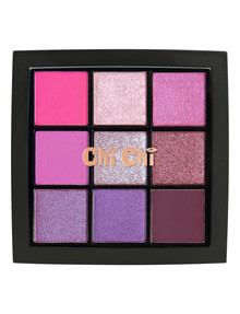 Chi Chi 9 Shade Palette, Pink Fantasy product photo