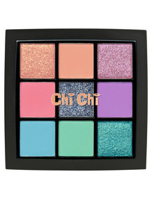 Chi Chi Stylista, 9 Shade Palette product photo