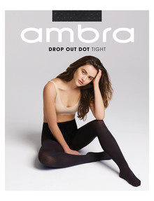 Ambra Tight Drop Out Spot, Black product photo