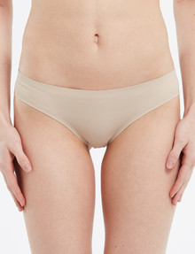 Lyric Laser Microfibre Bikini Brief, Nude product photo