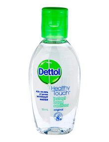 Dettol Instant Hand Sanitiser Original, 50mL product photo
