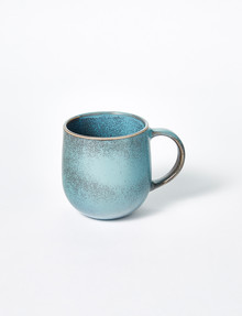 Salt&Pepper Naoko Mug, Petrol, 380ml product photo