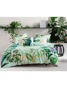 Linen House Evergreen Duvet Cover Set product photo
