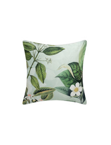 Linen House Evergreen Euro Pillowcase product photo