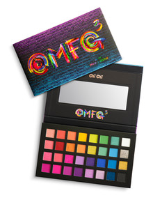 Chi Chi Eyeshadow Palette, OMFG 3 product photo
