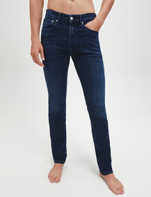 Calvin Klein 016 Skinny Jean, Blue-Black product photo